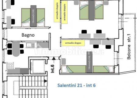 App.to 3 st.doppie Salentini